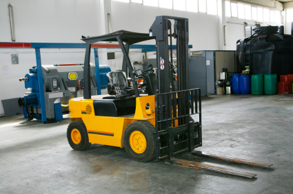 Workplace Transport Safety Forklift